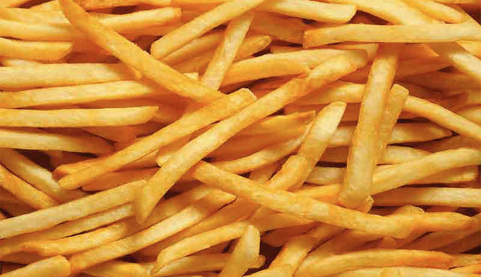 Batata Frita - Distribuidora de Alimentos